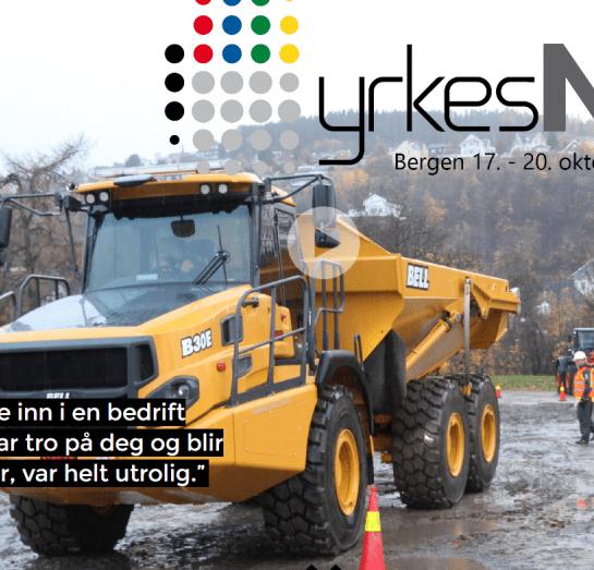 Yrkes NM 2016 sponsor Mobile Worker