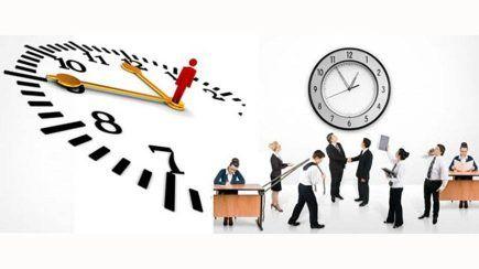 Tidsforbruk lovpålagt timeregistrering