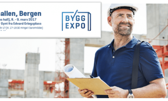 Bygg Expo 2017 Bergen Mobile Worker
