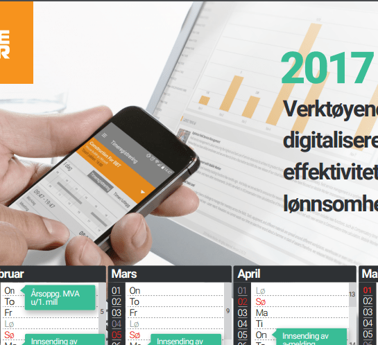 Mobile Worker Kalender 2017