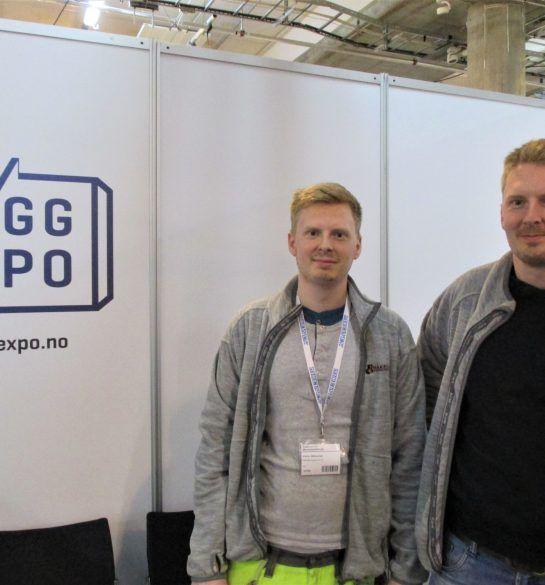 ByggExpo Mobile Worker Timeregistrering
