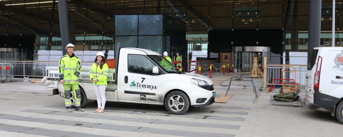 En enklere hverdag for våre kunder: Tommys Hage & Anlegg