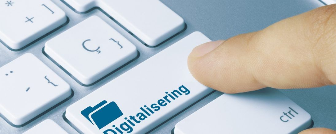 Digitalisering – Det store ordet i alle bransjer om dagen