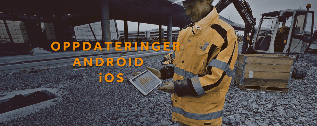Mobile Worker nyhet oppdatering android ios
