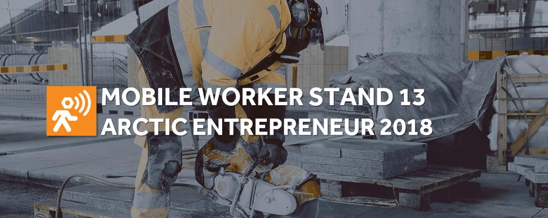Finn oss på stand 13 under Arctic Entrepreneur 2018