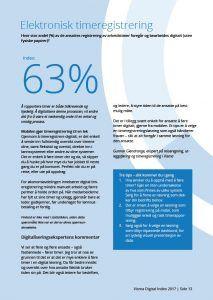 Visma rapport digital index