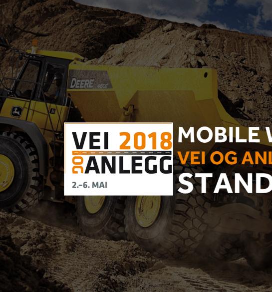 vei og anlegg 2018 mobile worker