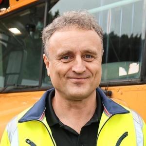 Kenneth Jensen, daglig leder i Os Blikk og Fasade AS