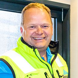 Walter Norstrand, daglig leder Byhus AS