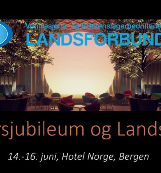VBL er 100 år og feirer i Bergen 14/6-2019